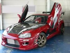 Toyota SUPRA 93 94 95 96 97 98-2002 Vertical Doors inc. BOLT ON lambo door kit .