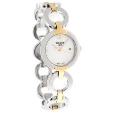 Tissot Pinky Ladies MOP Dial Two Tone Swiss Quartz Watch T084.210.22.117.00