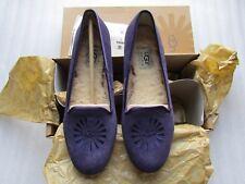 UGG Slipper Shoes Alloway Purple Sz 7 NEW $100