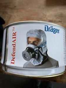 Drager Defend Air Mask, Air Hood