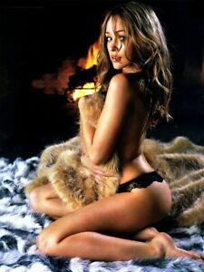 Autumn Reeser Hot Sexy Celebrity Premium Print Photo 9310