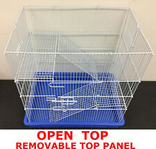 Open Top 3-Level Guinea Pig Rats Mice Mouse Hamsters Gerbils Critter Animal Cage
