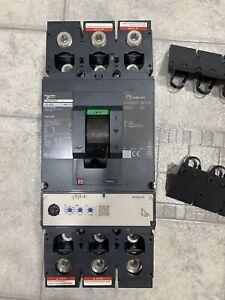 Schneider Electric PowerPact LG600 A044T468 Circuit Breaker