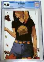 The Autumnal #1 Daniel Variant Cover Vault Comics 2020 CGC 9.8