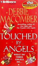 ~ AUDIO BOOKS ON CASSETTE TAPE [Touched By Angels] Debbie Macomber Abridged