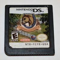 CHAMPIONSHIP PONY NINTENDO DS GAME 3DS 2DS LITE DSI XL