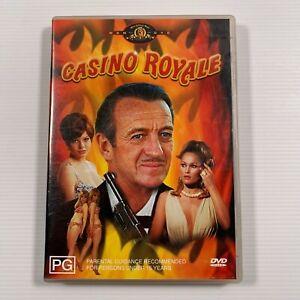 Casino Royale (DVD 2001) 1967 movie Peter Sellers David Niven Orson Welles R4