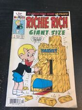 Richie Rich Giant Size#1 Awesome Condition 8.0(1992) Wow!!