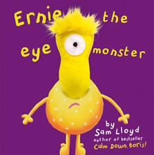 Monster Mates: Ernie the Eye Monster (Mini Monster Mates), Sam Lloyd, New, Book