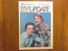 April 28, 1984 Pennsylvania TV Preview Magazine (RIPTIDE/PERRY  KING/JOE  PENNY)