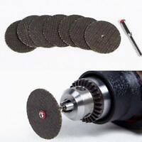 25pcs/set Metal Cutting Disc for Grinder Rotary Tool Circular Saw