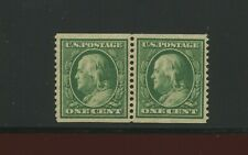 Reference '387' Franklin Mint Coil Pair of Stamps (L27) *See Comments*