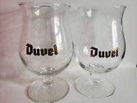 Duvel Brewery 2, Belgian Golden Ale Pint Beer Glass Chalice