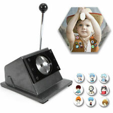 Round Punch Die Cutter 58mm Manual Graphic Special Button/Card/Badge Maker Hot
