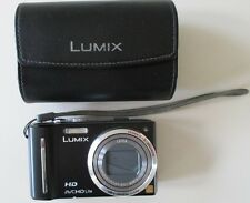 LUMIX DMC-TZ10 12.1 MP Digitalkamera Panasonic - Schwarz