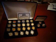 2004-2006 Ultimate Commemorative 26 Nickel Collection -Color+Gold+Hologram SET