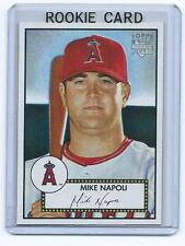 Mike Napoli 2006 Topps 52 Rookie Card #35