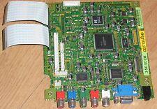 VGA YUV RGB Audio LVDS Board Plasma TV Orion TV-42200 VGA defekt, sonst OK!
