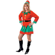 MRS SANTA CLAUS #LADIES ADULT FANCY DRESS MISS CLAUSE COSTUME XMAS CHRISTMAS