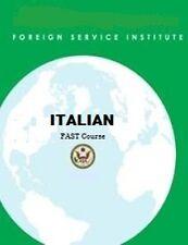 Complete ITALIAN FSI Fast Language Course Vol 1 & Vol 2 and more Text & Audio!!