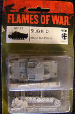 Flames of War German StuG lll D assault gun Ge121 early middle
