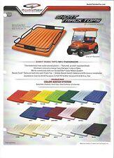 "Ezgo, Club Car, Yamaha Golf Cart Universal 60"" Roof Top in 18 Colors"