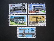 DDR  MiNr. 3203-3207 postfrisch**  (DD 3203-07)