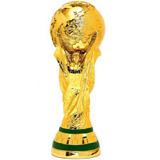 World Cup Soccer Titan Trophy 1:1 Size 36cm Replica Football Statue Model GIFT