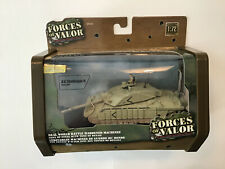 Forces of Valor Action Series 1:72 UK Challenger II Basra 2003 Diecast Tank