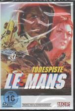 Todespiste Le Mans DVD NEU Lang Jeffries Edwige Fenech Erna Schurer Rennfahrer