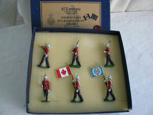 toy soldier-  Pricess Patricia's Light Infantry