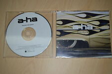 a-ha ‎– Forever Not Yours. CD-Single promo