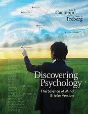 NEW Discovering Psychology : The Science of Mind, Briefer Version