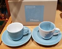 Set de 2 tasses à café / of Coffee cups Exclusive Disneyland Paris