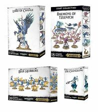 Tzeentch: Changehost - Games Workshop original 40 miniatures