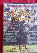 DVD JARIPEO EL JUCIO FINAL ALBARRAN PRODUCTIONS