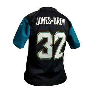 Maurice Jones-Drew #32 Jacksonville Jags JerseyYouth 7 NFL Nike On Field