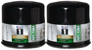 Mobil 1 (M1-108A) Extended Performance Oil Filter (Pack of 2)
