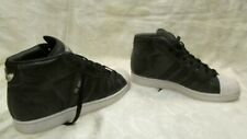 Men's ADIDAS Pro Model 789002 High Top Gray Sneakers Size 8 M