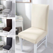 Housses chaise en élasthanne extensible housses salle à manger banquet mariag SH