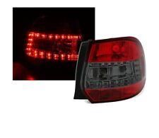 VW GOLF 5 6 VARIANT 2007 2008 2009- RED SMOKE VT389 SET REAR LIGHTS TAIL LED