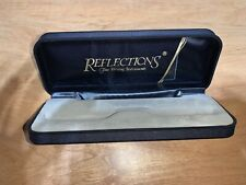 Reflections Fine Writing Instruments Pen Case Black No Pen Included