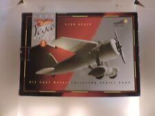 Die Cast Metal Bank: 1933 Lockheed Vega Model 5 1/32 Scale
