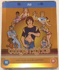 Boogie Nights Steelbook - UK Exclusive Limited Edition Blu-Ray