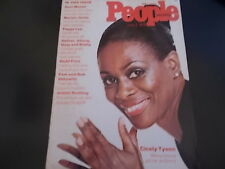 Cicely Tyson, Peggy Lee, Redd Foxx - People Magazine 1974