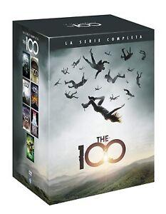 THE 100 - SERIE COMPLETA - STAGIONI DA 1 A 7 (24 DVD) COF.UNICO