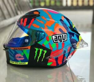 AGV Corsa Misano 2014 Full Face Motorcycle Helmet