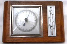 Art Deco estación meteorológica Sumadinac barómetro termometer