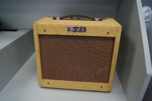 Fender Bronco Guitar Amp Tweed 15 Watt 2 Channel - Used, Great Condition
