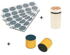 100 Piece Sanding Discs K 3000 Humidifier and 2 Grinding Temple pro Mirka Set